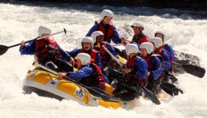Actieve jongerenreizen Frankrijk