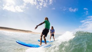 Surfcamp 16+ Moliets Frankrijk