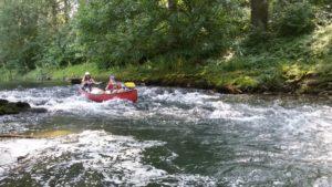 Canoe Expeditie Camp 12-16