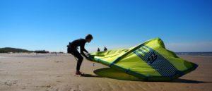 Kitesurfkamp Noord Holland 13-18
