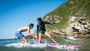 Surfcamp Zarautz Sheddies 16+