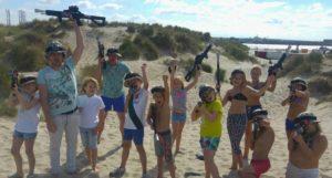 Beach zomerkamp Wijk aan Zee 8- 14