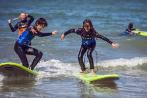 Hart Beach Surfcamps Scheveningen 6-12