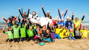 Surfana Kids surfkamp 7-12