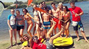 Watersport Paradise 16-18